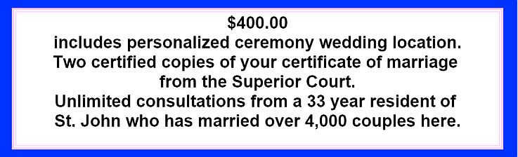 Personalized Ceremony